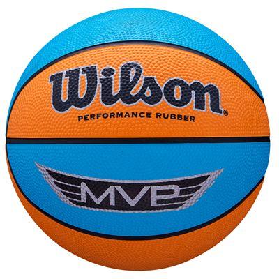 Wilson MVP Mini Basketball - Blue