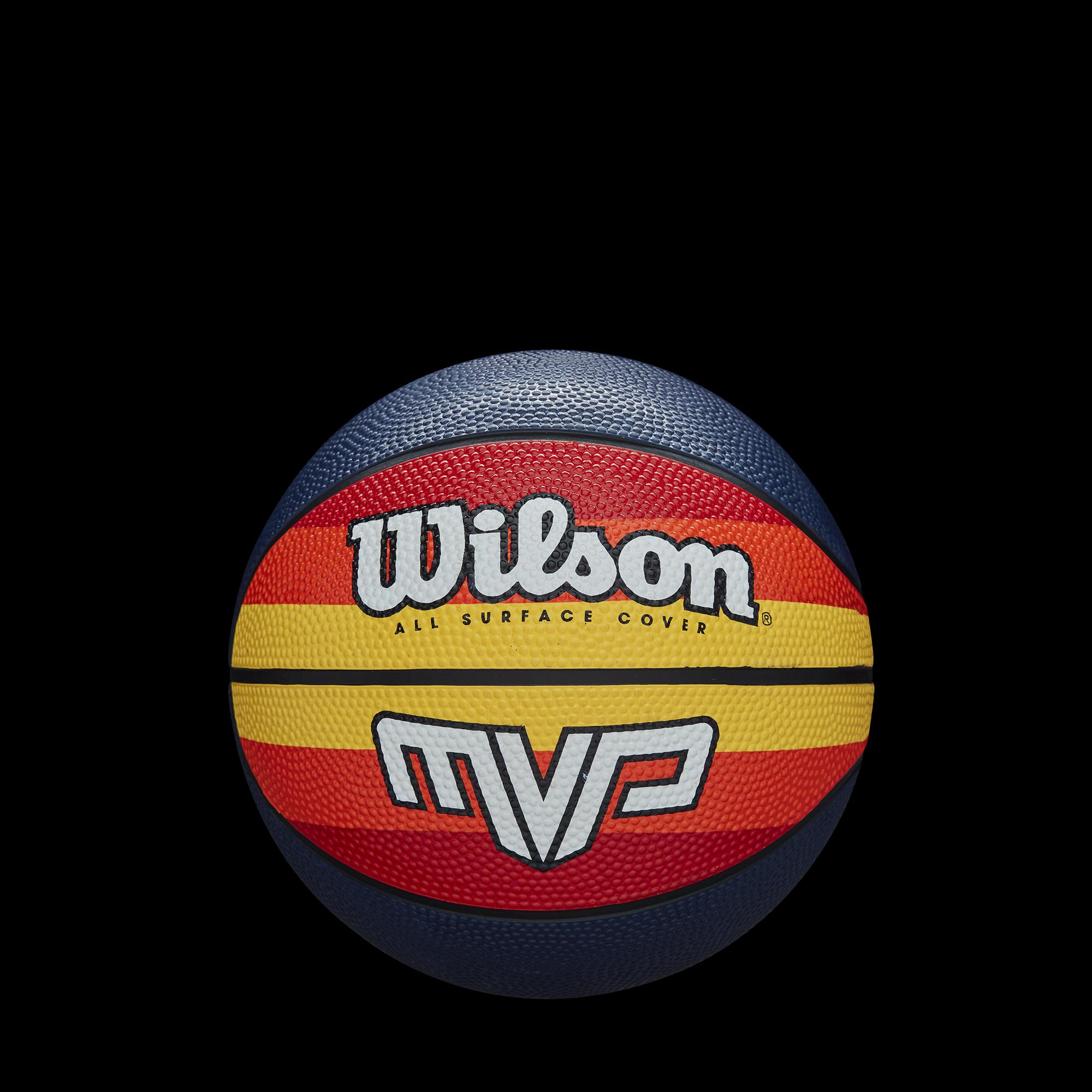 Wilson MVP Mini Retro Basketball