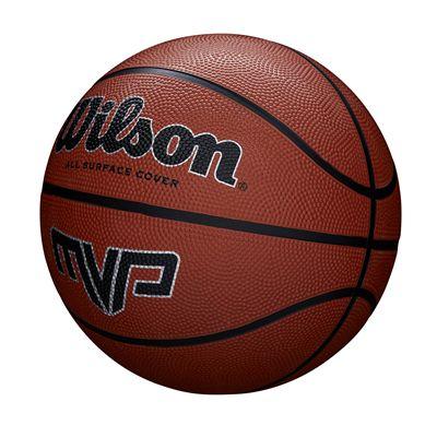 Wilson MVP Series Basketball 2019 - Angled