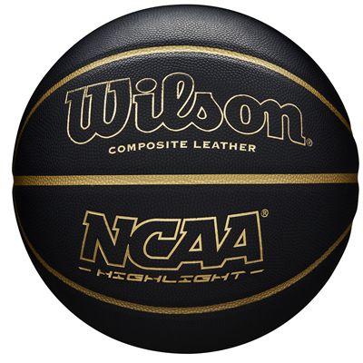 Wilson NCAA Highlight Gold Basketball
