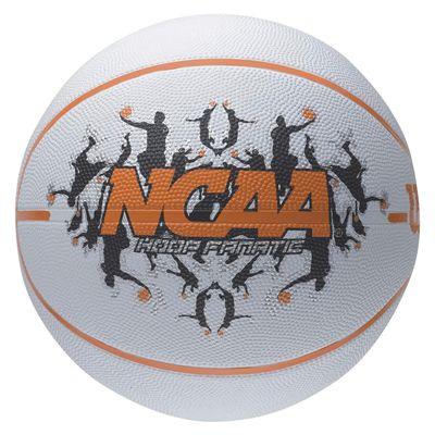 Wilson NCAA Hoop Fanatic Basketball Orange