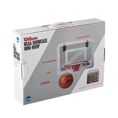 Wilson NCAA Pro Mini Hoop - Box