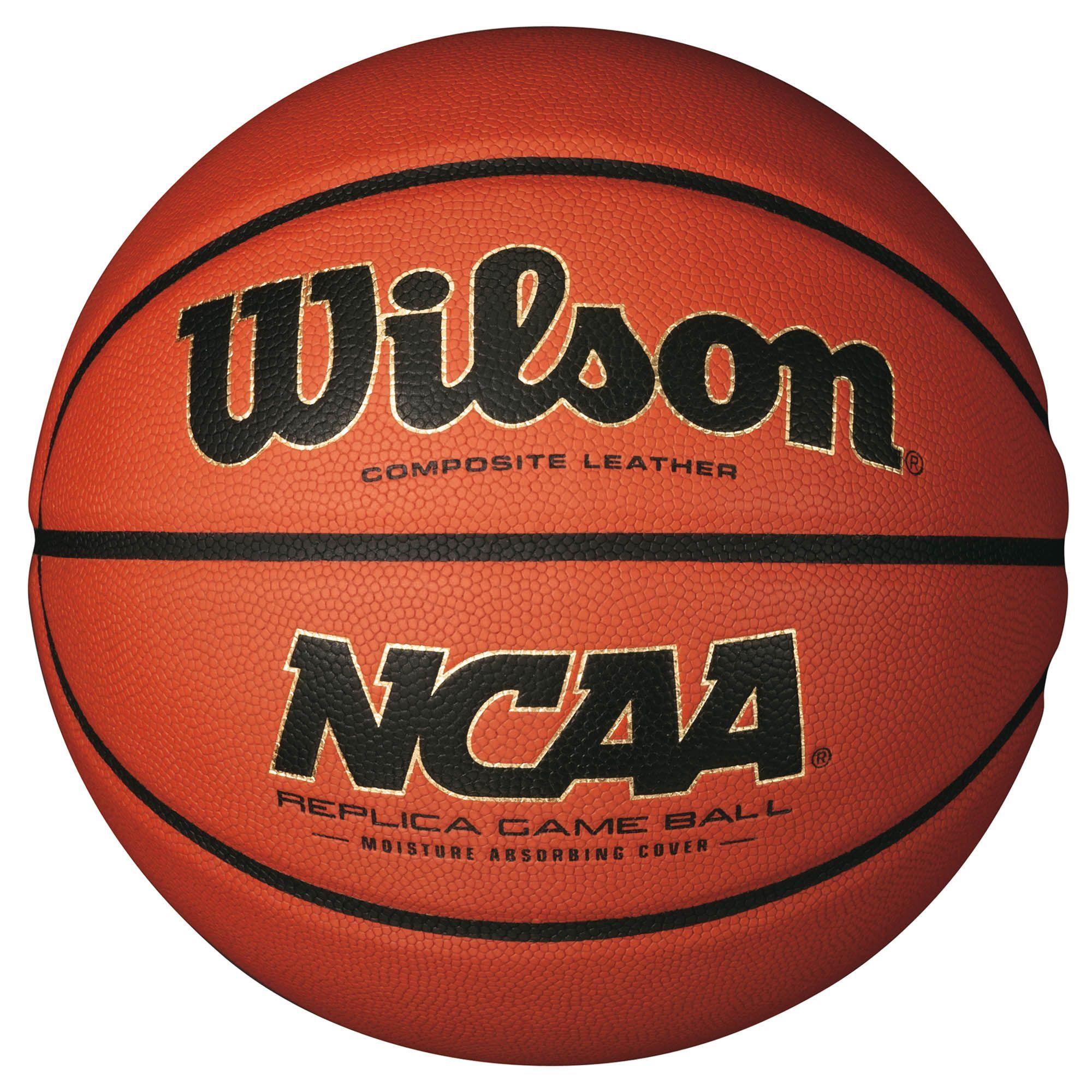 Wilson NCAA Replica Basketball - Sweatband.com