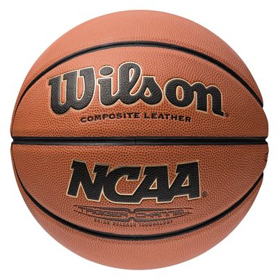 Wilson NCAA Trigger Channel Basketball