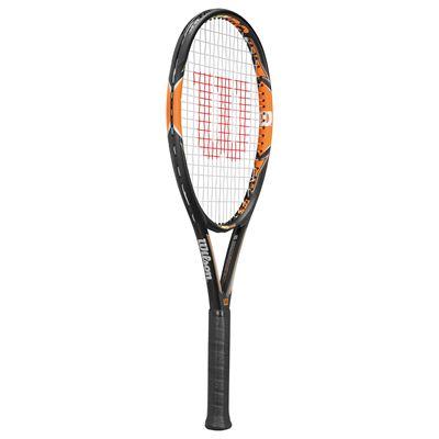 Wilson Nitro Lite 105 Tennis Racket-Angle