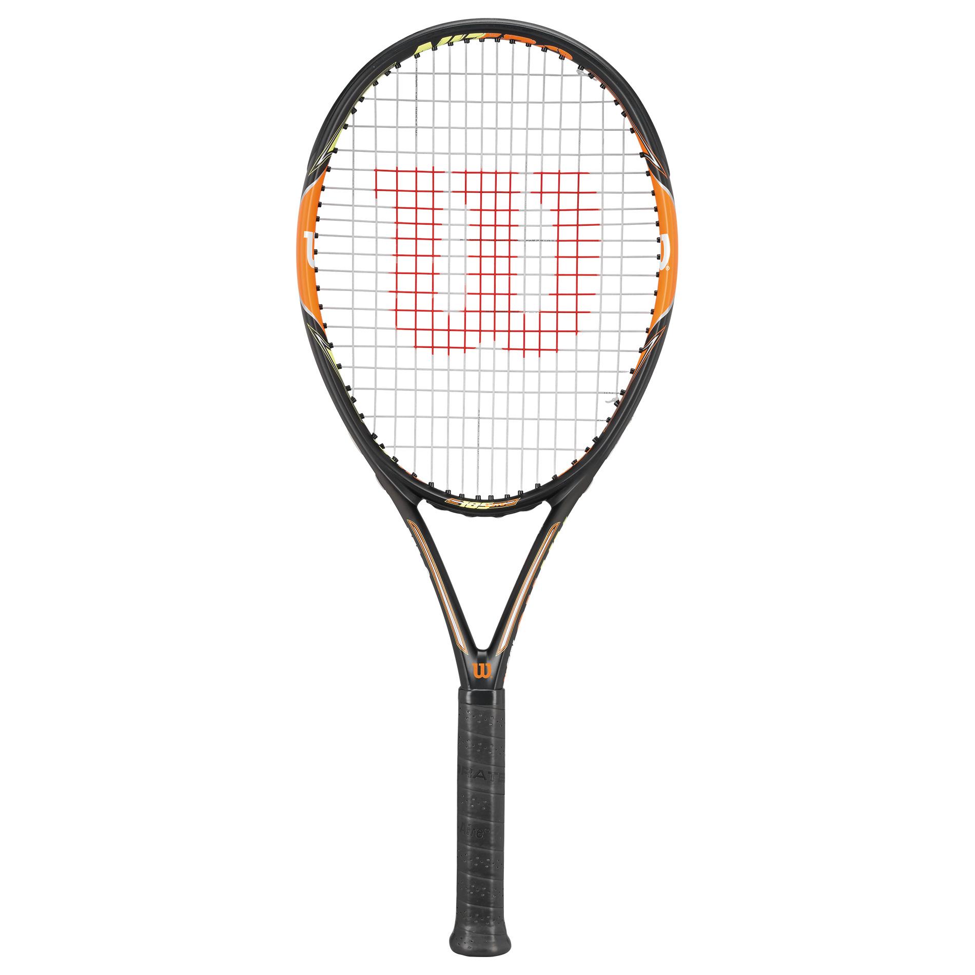 Wilson Nitro Lite 105 Tennis Racket  Grip 3