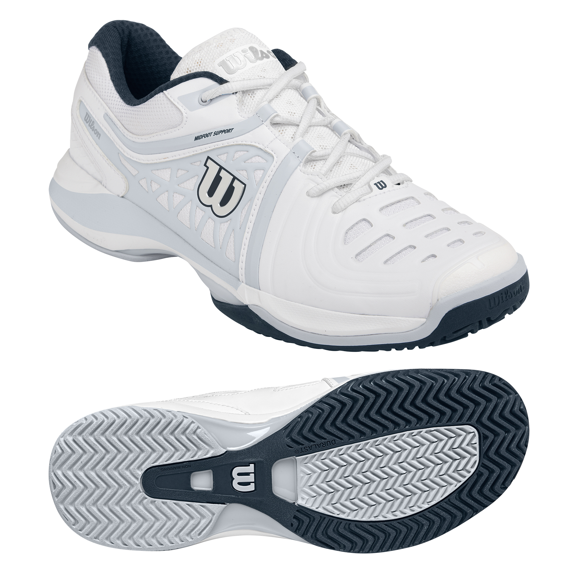 wilson nvision envy mens tennis shoes 8 uk
