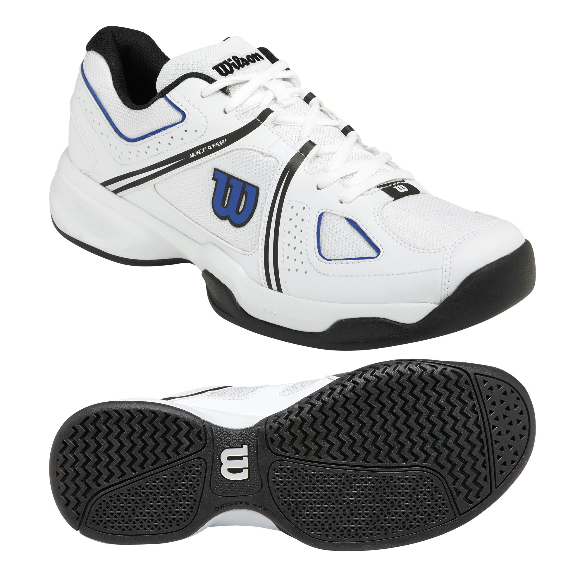 wilson nvision envy mens tennis shoes ss15 sweatband