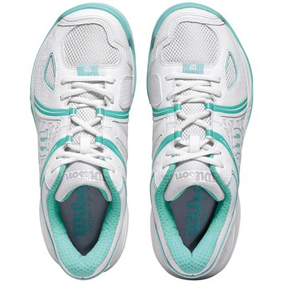 Wilson nVision Ladies Tennis Shoes-Top View