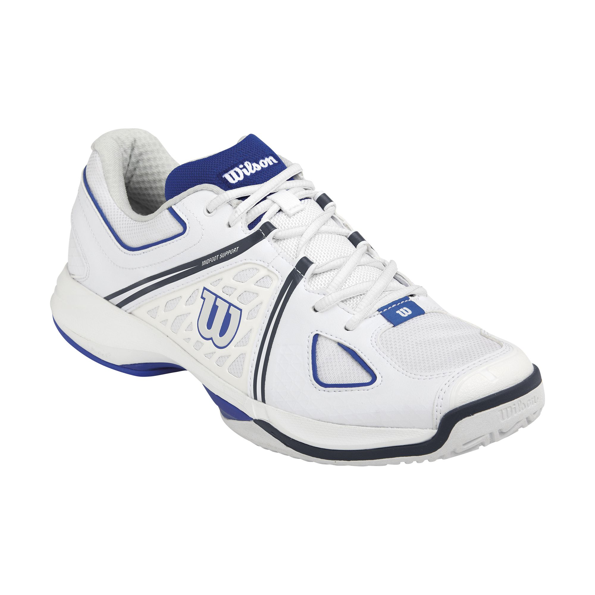 Wilson nVision Mens Tennis Shoes SS15 - Sweatband.com
