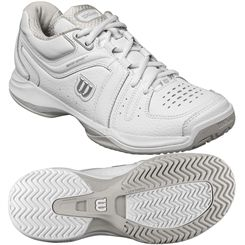 Wilson nVision Premium Ladies Tennis Shoes