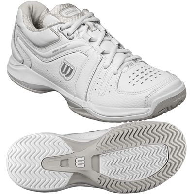 Wilson nVision Premium Ladies Tennis Shoes