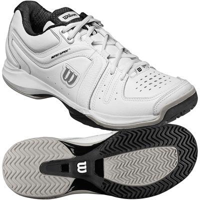 Wilson nVision Premium Mens Tennis Shoes