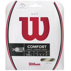 Wilson NXT 17 Tennis String Set