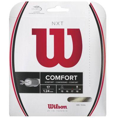 Wilson NXT 17 Tennis String Set Packed
