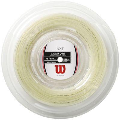 Wilson NXT Comfort 16 Tennis String - 200m Reel-Image