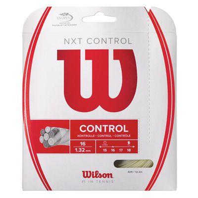 Wilson NXT Control 16 Tennis String Set