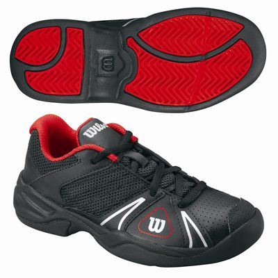 Wilson Open Junior Tennis Shoes