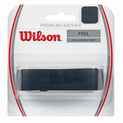 Wilson Premium Leather Replacement Grip 2018  - Box