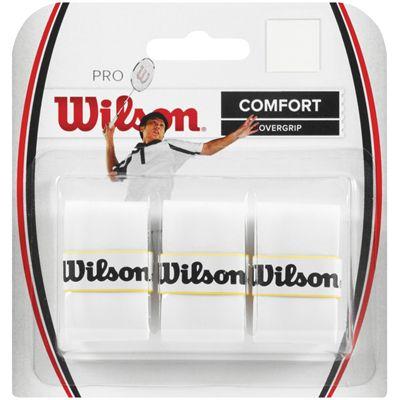 Wilson Pro Badminton Overgrip - Pack of 3