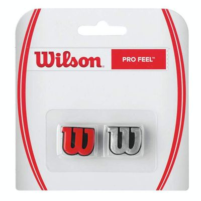 Wilson Pro Feel Dampener - Red/Silver