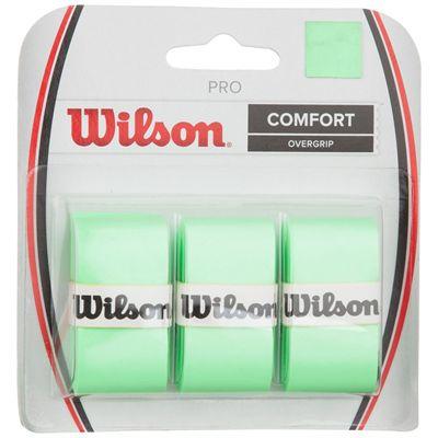 Wilson Pro Overgrip - 3 Pack - Green