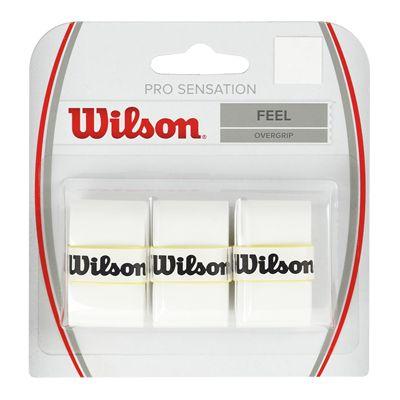 Wilson Pro Overgrip Sensation - 3 Pack