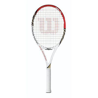 Wilson Pro Staff 100 BLX Tennis Racket-new-front