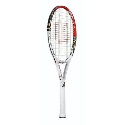 Wilson Pro Staff 100 BLX Tennis Racket-new-side