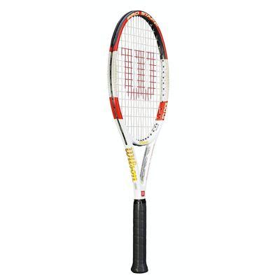 Wilson Pro Staff 100LS Tennis Racket - Side