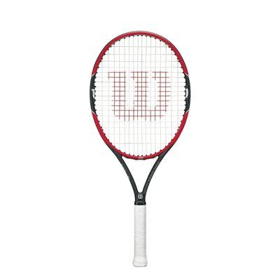 Wilson Pro Staff 25 Junior Tennis Racket 2014 - Front View