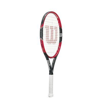Wilson Pro Staff 25 Junior Tennis Racket 2014 - Side View