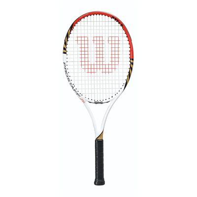 Wilson Pro Staff 26 BLX Junior Tennis Racket-front