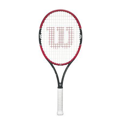 Wilson Pro Staff 26 Junior Tennis Racket 2014 - Front View
