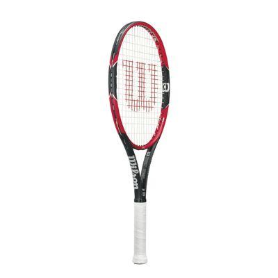 Wilson Pro Staff 26 Junior Tennis Racket 2014 - Side View
