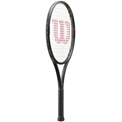 Wilson Pro Staff 26 v13 Junior Tennis Racket - Angle