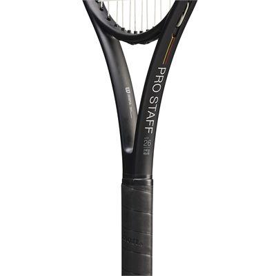 Wilson Pro Staff 26 v13 Junior Tennis Racket - Zoom1