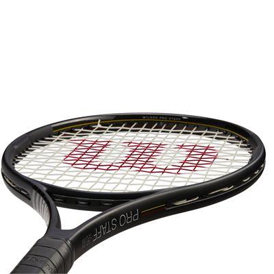 Wilson Pro Staff 26 v13 Junior Tennis Racket - Zoom2