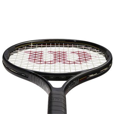 Wilson Pro Staff 26 v13 Junior Tennis Racket - Zoom3