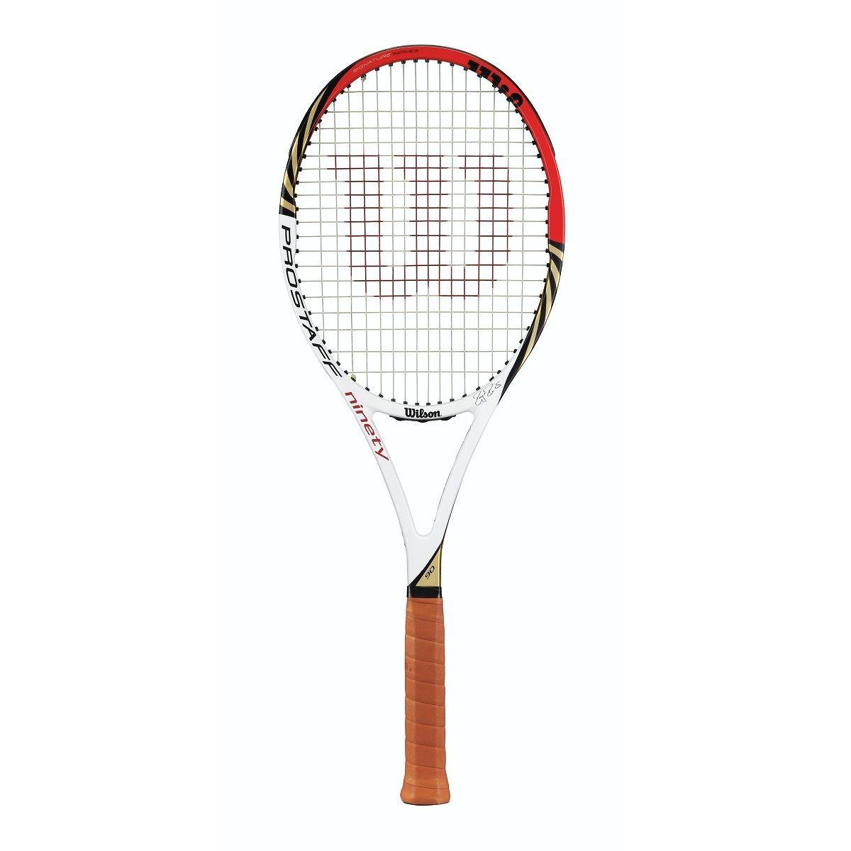 Wilson Pro Staff Six One 90 Blx Tennis Racket Sweatband Com