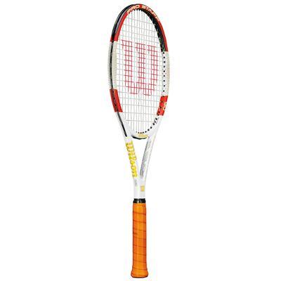 Wilson Pro Staff 90 Tennis Racket 2014 - Side