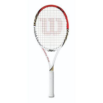 Wilson Pro Staff 95 BLX Tennis Racket-new-front