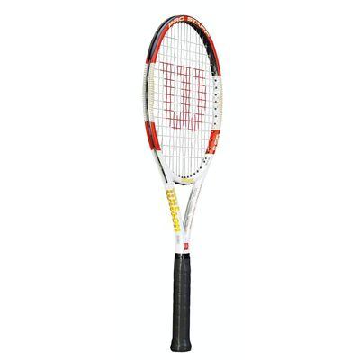 Wilson Pro Staff 95S Tennis Racket - Side