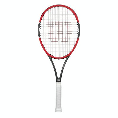Wilson Pro Staff 97 LS Tennis Racket - Front View