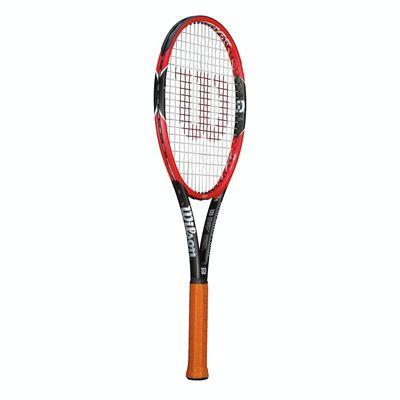 Wilson Pro Staff 97 Tennis Racket - Side View