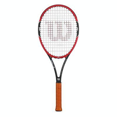 Wilson Pro Staff 97 Tennis Racket - Front View