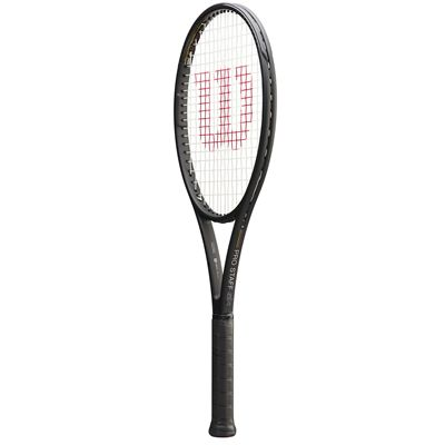 Wilson Pro Staff 97UL v13 Tennis Racket - Angle