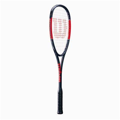 Wilson Pro Staff CV Squash Racket - Angled
