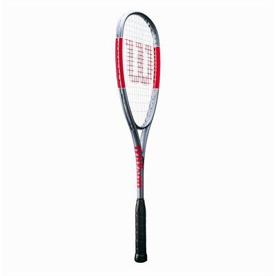 Wilson Pro Staff Light Squash Racket - Angled