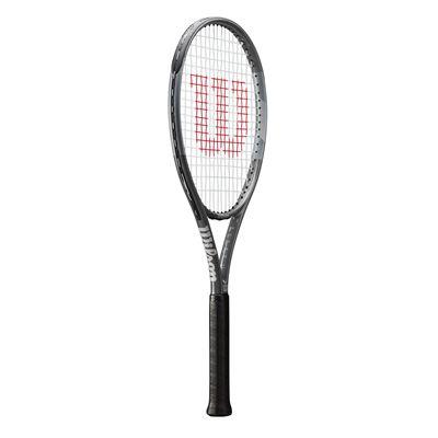 Wilson Pro Staff Precision Team 100 Tennis Racket - Angled